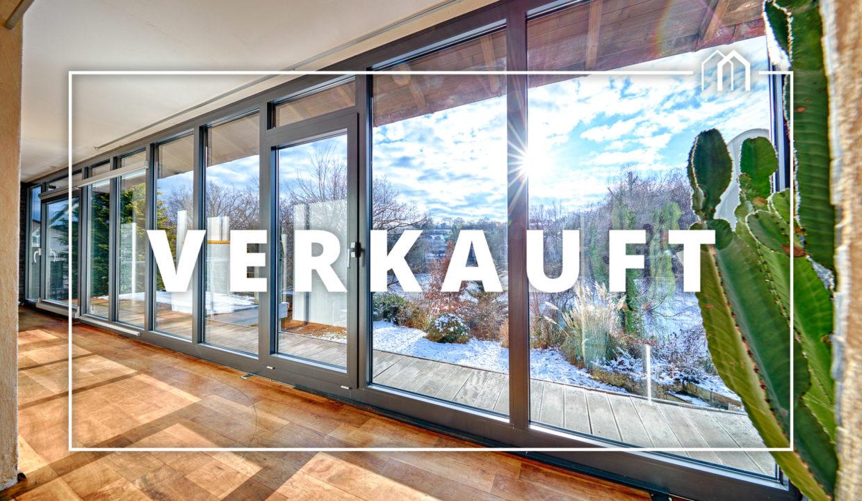 Einfamilienhaus mit Traumlage in Marburg - VERKAUFT